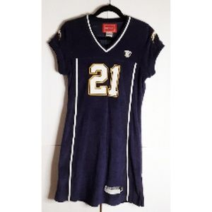 Reebok NFL Dress Women's Tomlinson # 21 Sz L